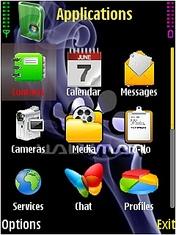Walkman Mobile Theme