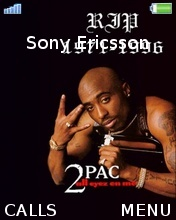 2Pac Mobile Theme