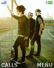 Green Day Mobile Theme