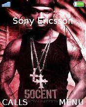 50 Cent Theme Mobile Theme