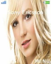 Britney Music Theme Mobile Theme