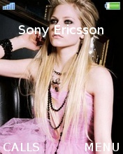 Avril Theme Mobile Theme