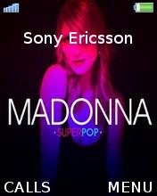 Madonna Theme Mobile Theme