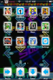 Dance Apple IPhone Revolution Theme Mobile Theme