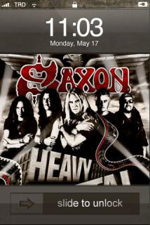 Saxon HMT Theme Mobile Theme