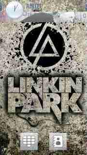 Linkin Park Theme Mobile Theme