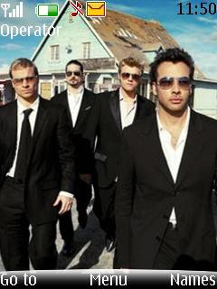 Backstreet Boys Nokia Theme Mobile Theme