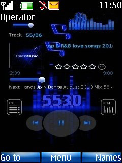 Download Xpress Nokia Nokia Theme | Mobile Toones