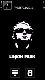 Linkin Park Mobile Theme