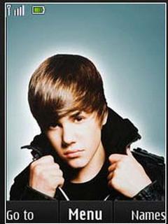 Justin Bieber Mobile Theme
