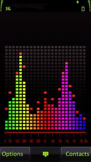 Music Colos Life S60v5 Theme Mobile Theme
