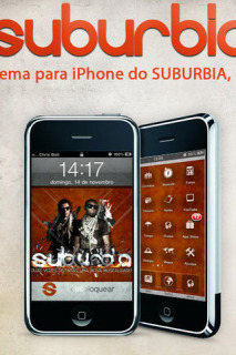 Suburbia IPhone Theme Mobile Theme