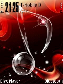 Sound Key Mobile Theme