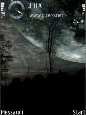 Dark Star Mobile Theme