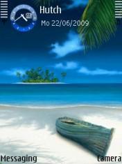 Beach Mobile Theme