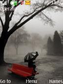 Rainy Day Mobile Theme