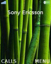 Bamboo Mobile Theme