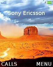 Desert Mobile Theme