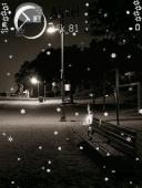 Dark Night Mobile Theme