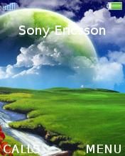 Earth Mobile Theme