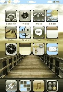 The Bridge Mobile Theme