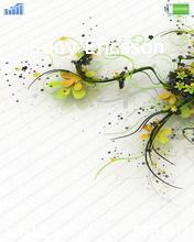 Flower Of June Mobile Theme