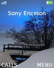 Winter Theme Mobile Theme