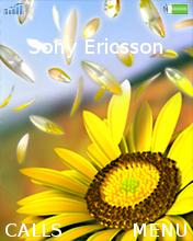 Full Blossom Mobile Theme