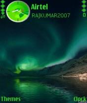 Green Nature Animate Nokia Theme Mobile Theme