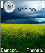Land Nokia Nature Theme Mobile Theme