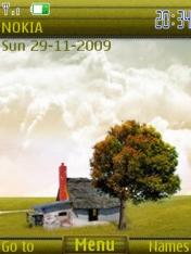 Autumn Season Nature Nokia Theme Mobile Theme