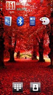 Red Tree Nokia Theme Mobile Theme