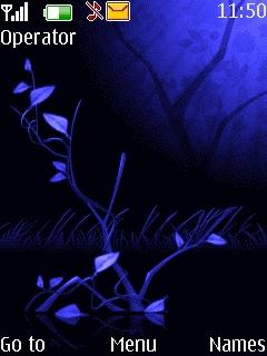 Animated Butterflys Nokia Theme Mobile Theme