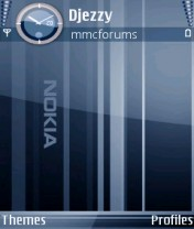 Nokia Nature Theme Mobile Theme