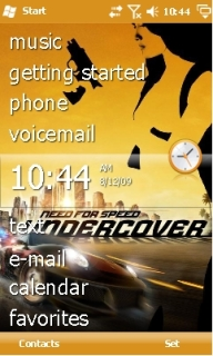 Undercover Htc Best Theme Mobile Theme