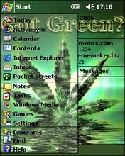 Got Green Htc Theme Mobile Theme