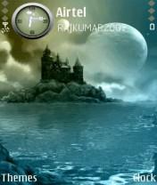 Castle Animated Nokia Theme Mobile Theme