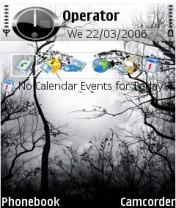 Ilusion Nokia Theme Mobile Theme