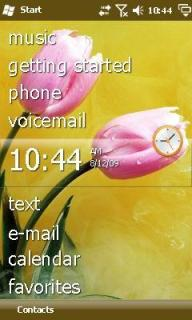 Tulip Htc Theme Mobile Theme