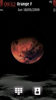 Mars Nokia Theme Mobile Theme