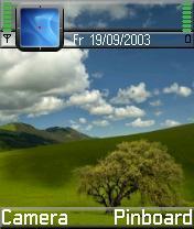 Green Theme Mobile Theme