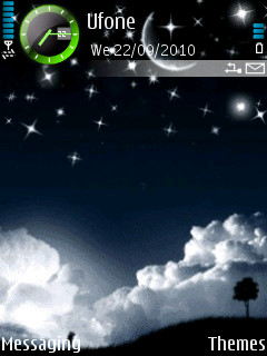 Download Animated Nature Theme Nokia Theme | Mobile Toones