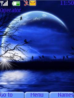 Night Fantasy Nokia Theme Mobile Theme