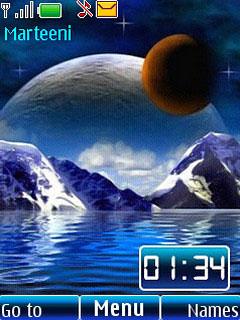 Dreamscape Mobile Theme