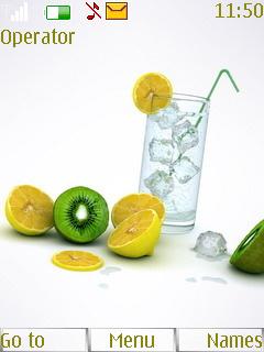 Lemons Mobile Theme