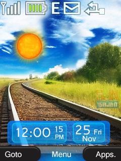Download Nature Live Nokia Theme | Mobile Toones