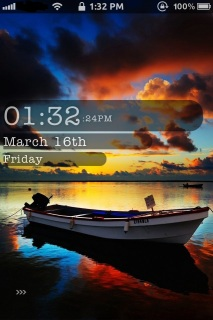 SimplyTiled Lockscreen Mobile Theme