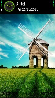Windmill Mobile Theme