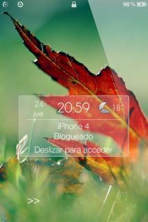 Autumn Ls Nature Mobile Theme