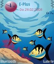 Red Sea Mobile Theme